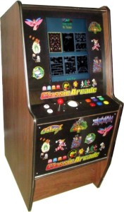 Arcade Upright 60 Games