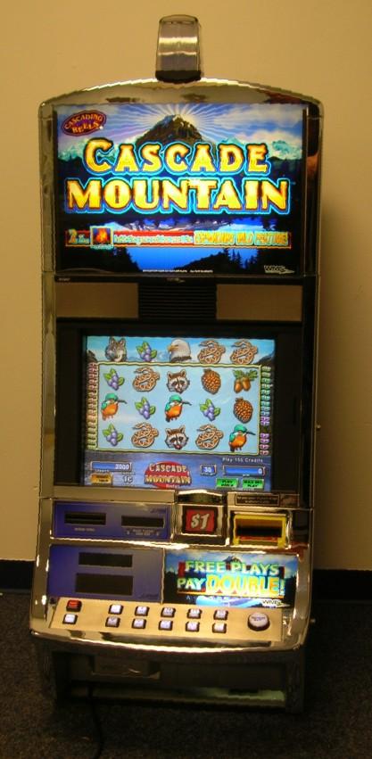 Used slot machines for sale. Wholesale slot machine distributor.
