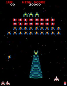 Galaga (Fast Mode)