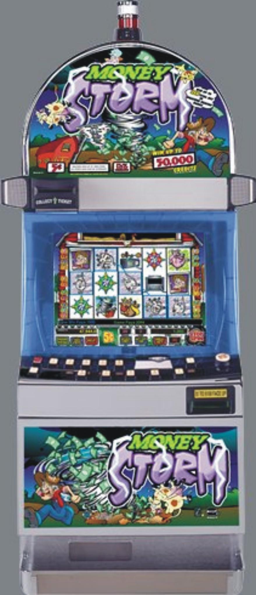 Money Storm Casino Game