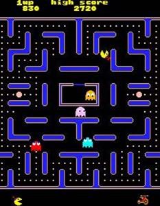 Jr. Pac-Man (Fast)