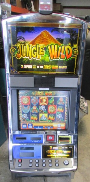 WMS - Jungle Wild
