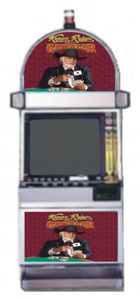Kenny rogers slot machine