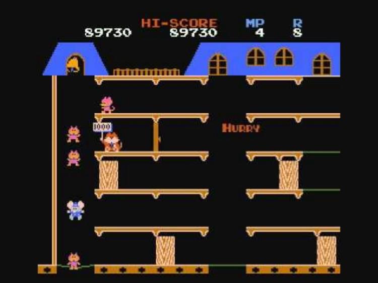 Mappy Arcade Game Newhairstylesformen2014 Com