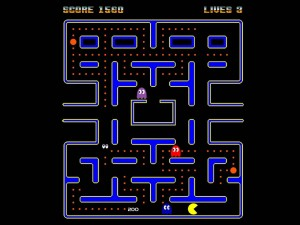 Pac-Man (Fast Mode)