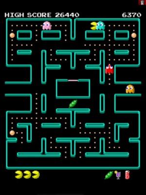 Pac-Man Plus (Fast)