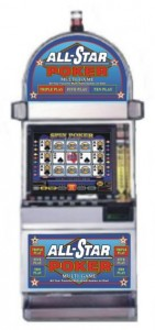 IGT All Star Poker - IGT Game King - 163 Games