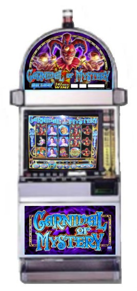 IGT Carnival of Mystery