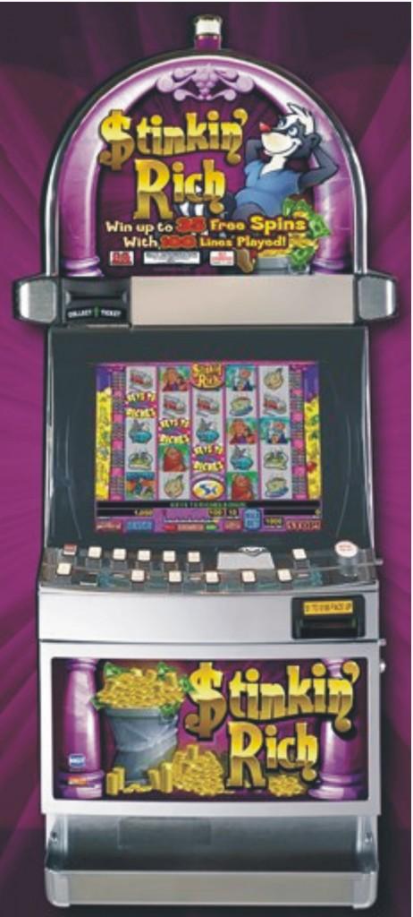 Igt Stinkin Rich Top Line Slot Machines
