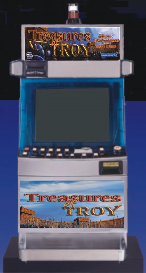 IGT-Treasures of Troy