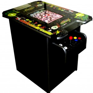 60 in 1 Classic Video Arcade Game