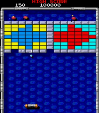 Arkanoid - Revenge of DOH