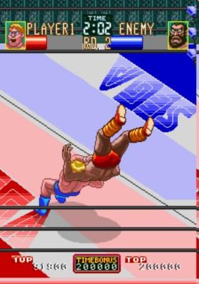 Wrestling War