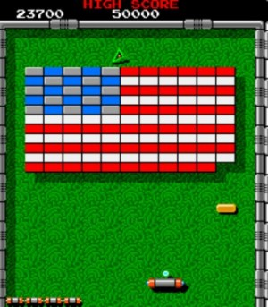 Tournament Arkanoid