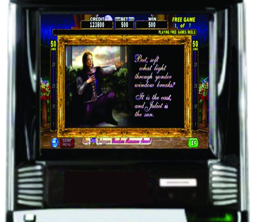 Romeo Slot Machine