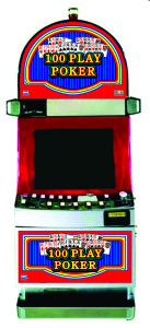 IGT 100 Play Poker - 12 Games