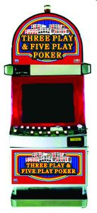 IGT 3 Play & 5 Play Poker - 51 Games - 25 3-Hand Poker & 26 5-Hand Poker