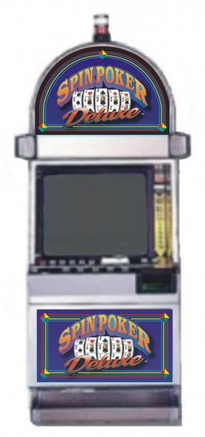 IGT Spin Poker Deluxe