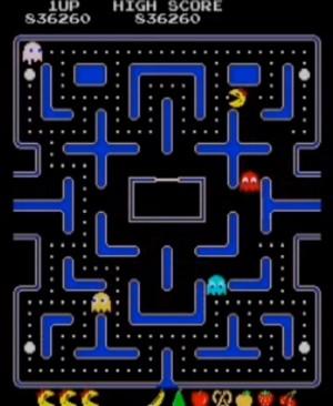 Ms. Pac-Man (Fast Mode)