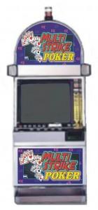 IGT Multi-Strike Poker - 14 Games