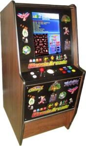 Arcade Upright