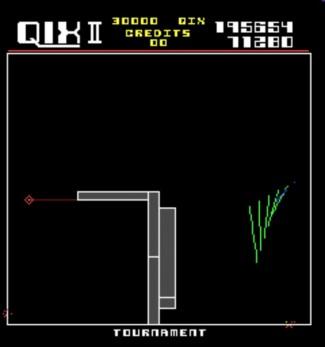Qix II - Tournament