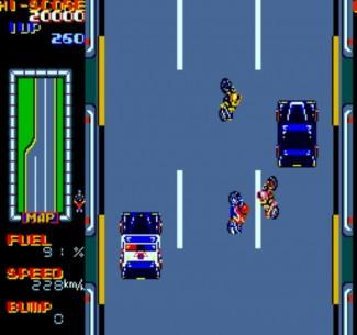Shot Rider