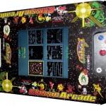 Arcade Game Console - Top