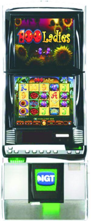 Igt avp slot machine